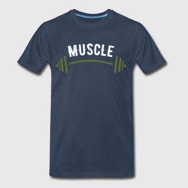 Funny Gym T-Shirt - Men's Premium T-Shirt