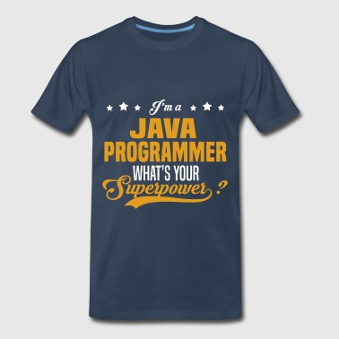 Java Programmer - Men's Premium T-Shirt
