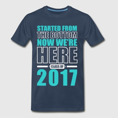 Class of 2017 Graduations - Men's Premium T-Shirt
