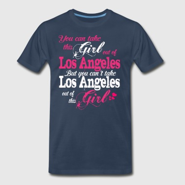 This Girl Love Los Angeles - Men's Premium T-Shirt