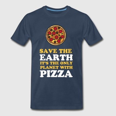 Earth day Save the earth tshirt - Men's Premium T-Shirt
