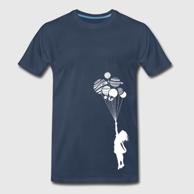 Fly Away with Me - Men's Premium T-Shirt