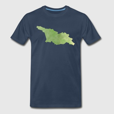 Georgia - Men's Premium T-Shirt
