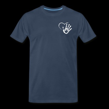 HAND IN HAND - Men's Premium T-Shirt