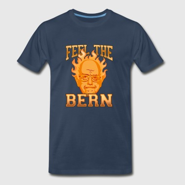 Feel The Bern - Men's Premium T-Shirt