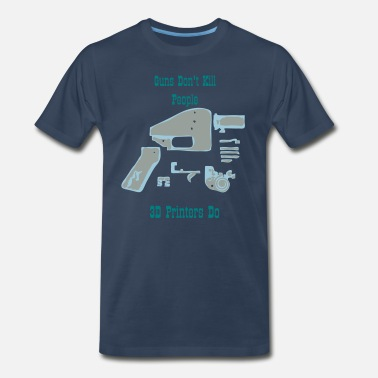 Gun Lover guns - Men's Premium T-Shirt