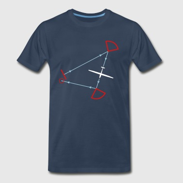 glider competition - Men's Premium T-Shirt