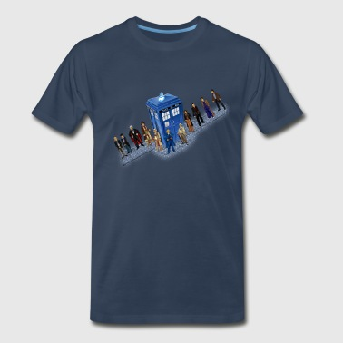 11 doctor - Men's Premium T-Shirt