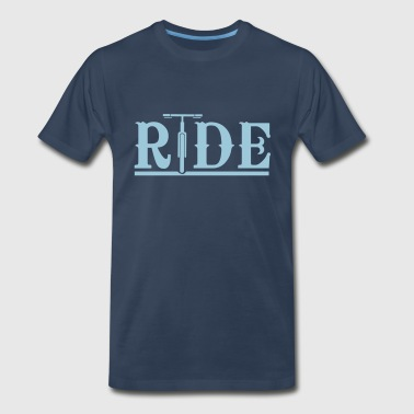 Ride Bikes - Men's Premium T-Shirt