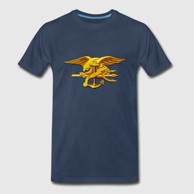 navy_seal_team VI logo - Men's Premium T-Shirt