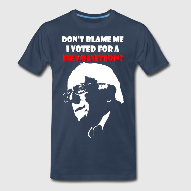 Don't Blame Me I Voted - Men's Premium T-Shirt
