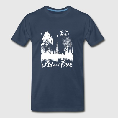 Wild and Free Products - Men's Premium T-Shirt