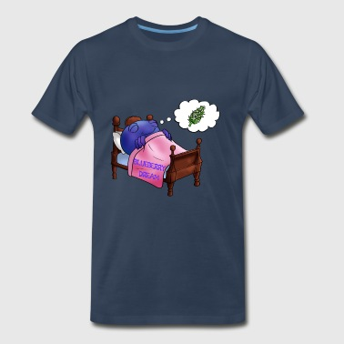 Blueberry Dream - Men's Premium T-Shirt