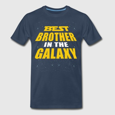 Best Brother In The Galaxy - Men's Premium T-Shirt