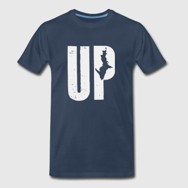 UP MI - Men's Premium T-Shirt
