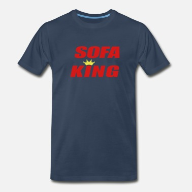 Sofa Sofa King - Men's Premium T-Shirt
