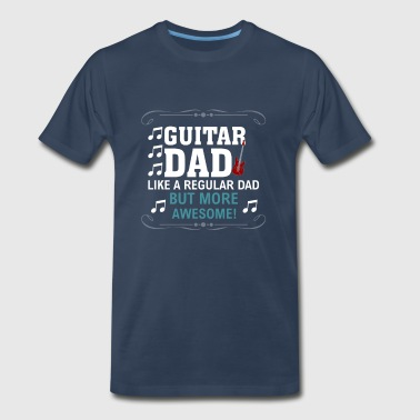 Guitar Dad - Men's Premium T-Shirt