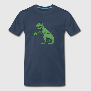 UNSTOPPABLE T-REX - Men's Premium T-Shirt