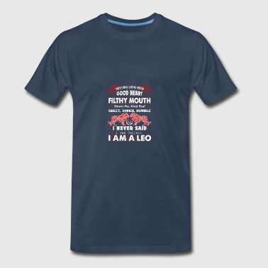 I Never Said I Was Perfect I Am A Leo - Men's Premium T-Shirt