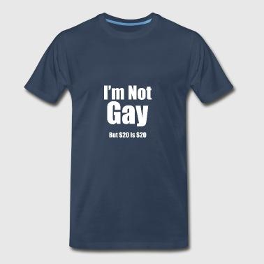 I m not gay