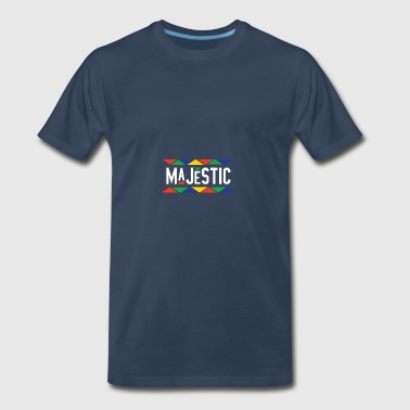 Majestic - Men's Premium T-Shirt