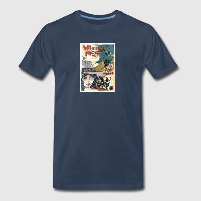 Weird Moon Halloween - Men's Premium T-Shirt