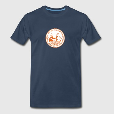 Ring around the northwest shirt #2 - Men's Premium T-Shirt