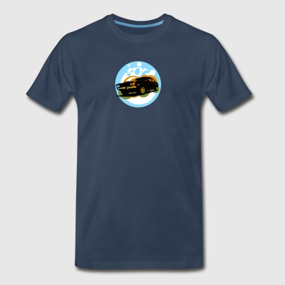 Ford Capri - Men's Premium T-Shirt