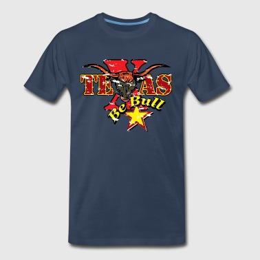 Texas 01 - Men's Premium T-Shirt