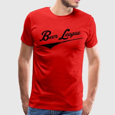 Beer League - Men's Premium T-Shirt