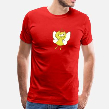 Dark Eye fairy smiley dark eyes - Men's Premium T-Shirt