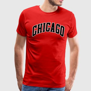 Chicago Arch Shirt - Men's Premium T-Shirt