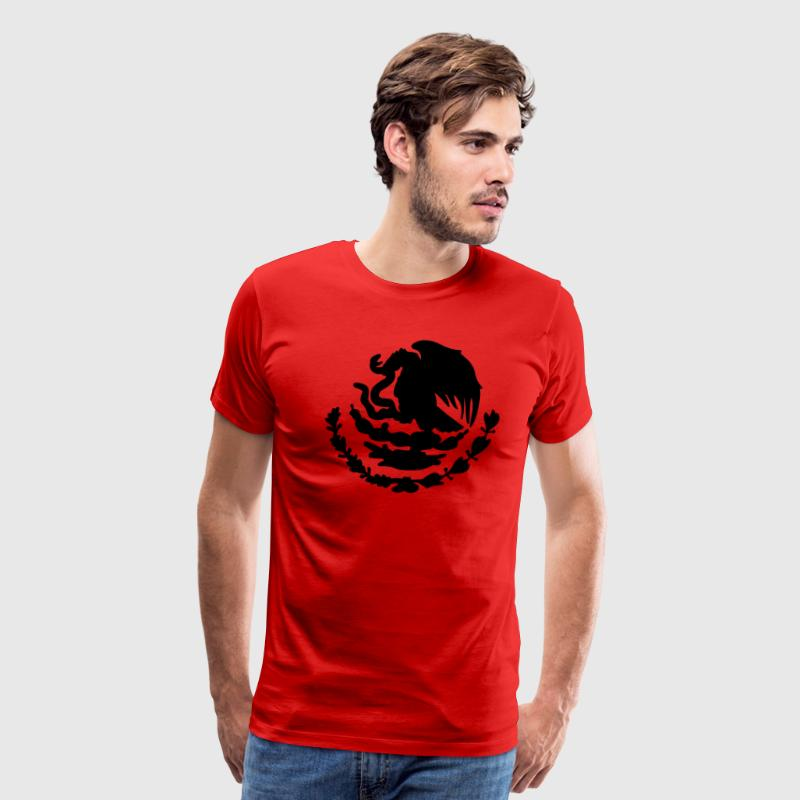 Mexican Emblem - Men's Premium T-Shirt