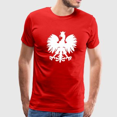 polish eagle - Men's Premium T-Shirt