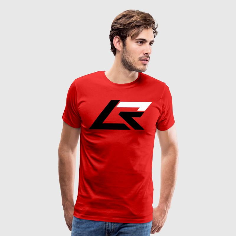 LGND Red - Men's Premium T-Shirt