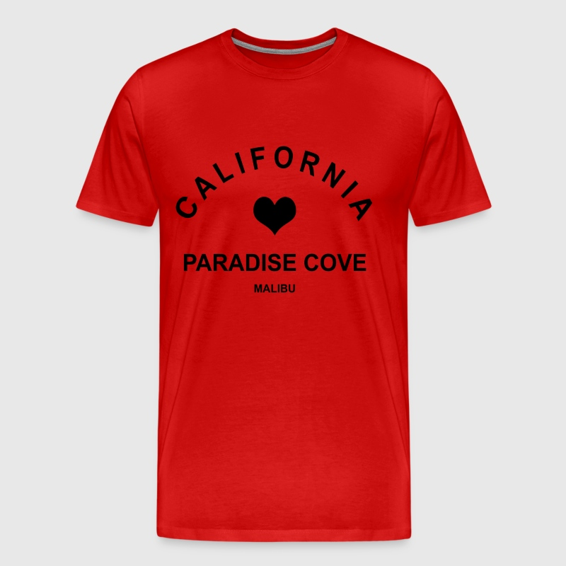 california Paradise Cove Malibu - Men's Premium T-Shirt