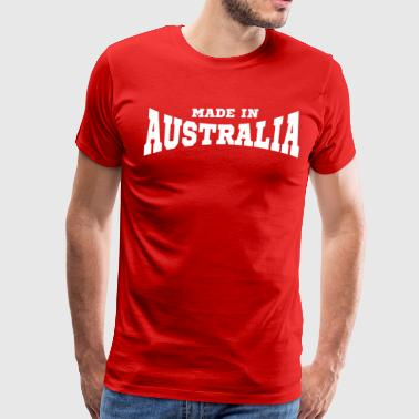 Made In Australia - Men's Premium T-Shirt