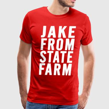 State Farm JAKE FROM STATE FARM - Men's Premium T-Shirt
