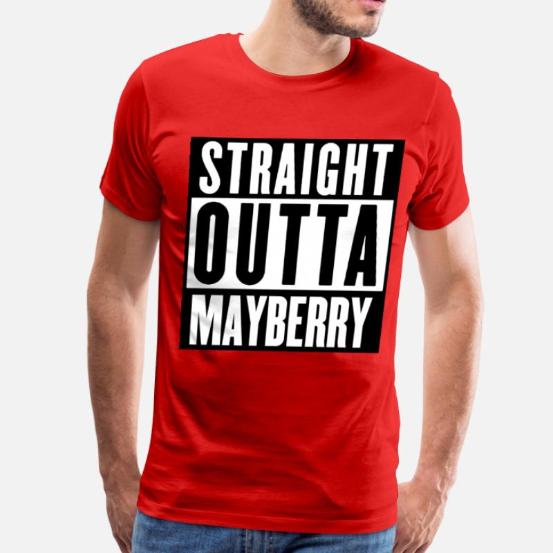 fae8977f Shop Mayberry T-Shirts online | Spreadshirt