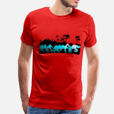 Otherworldly Scuba Dive Cenotes - Men's Premium T-Shirt