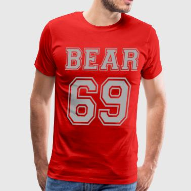 Bear 69 - Men's Premium T-Shirt