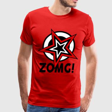 ZOMG - Men's Premium T-Shirt