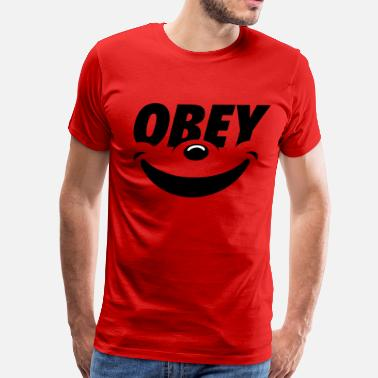Swagger Mickey Mickey Obey - Men's Premium T-Shirt