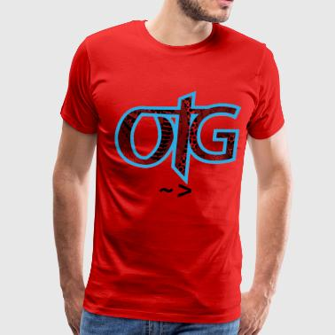 OTG Official Logo - Men's Premium T-Shirt