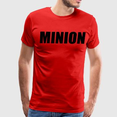minion - Men's Premium T-Shirt