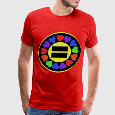 Gay Rights - Men's Premium T-Shirt