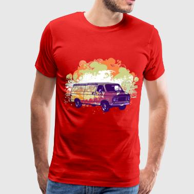 van - Men's Premium T-Shirt