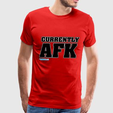 Currently AFK - Men's Premium T-Shirt