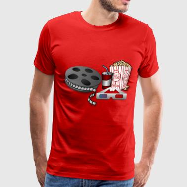 Movie Theater Items - Men's Premium T-Shirt