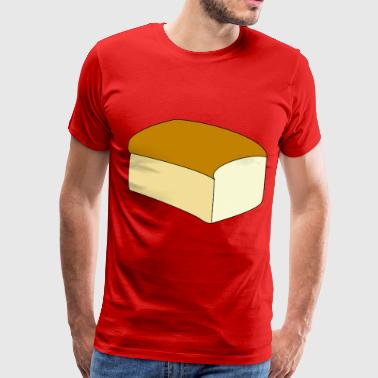 Loaf of bread - Men's Premium T-Shirt